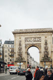 Porte Saint-Denis - LUDOVICO MAGNO Royalty Free Stock Images