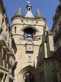 Porte Saint-Eloi, Bordeaux ( France ) Royalty Free Stock Photos