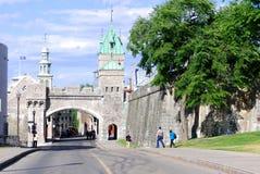Porte Saint-Louis Gate Royalty Free Stock Image