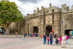 Porte Saint Vincent in Saint Malo Royalty Free Stock Photography