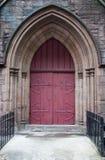 Porte sainte Images libres de droits