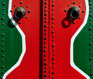 Porte Sidi Photo stock