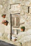 Porte Toscane Photographie stock