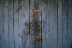 Porte vieille image stock