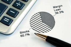 Portefeuille-Belegung Lizenzfreie Stockfotos