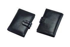 Portefeuille voor bankkaarten Royalty-vrije Stock Afbeelding