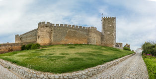 Portel the castle Stock Photography