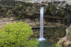 Portella waterfall Royalty Free Stock Photos