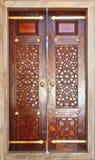 Portelli 03 della moschea Fotografia Stock