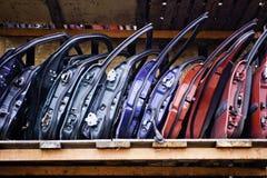 Portelli di automobile Immagine Stock Libera da Diritti