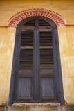 Portelli e finestre Fotografie Stock Libere da Diritti