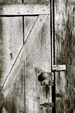 Portello antico Fotografie Stock