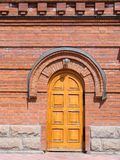 Portello del Cathedra del Alexander Nevskii Fotografia Stock Libera da Diritti