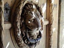 Portello del leone Immagini Stock