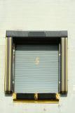 Portello della baia del bacino di caricamento Fotografie Stock Libere da Diritti