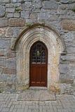 portello della chiesa Fotografia Stock Libera da Diritti