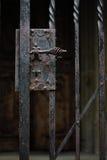 portello della chiesa Immagini Stock