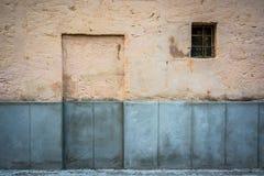 Portello di Bricked fotografia stock