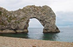 Portello di Durdle, Dorset Fotografia Stock