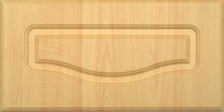 Portello di legno Immagini Stock Libere da Diritti