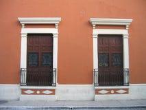 Portello e finestra fotografia stock libera da diritti