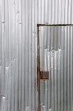Portello nocivo del metallo Fotografia Stock Libera da Diritti