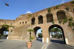 Portello Pinciana. Roma immagine stock libera da diritti