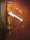 portello vecchio Fotografie Stock
