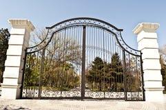 Porten Royaltyfri Foto