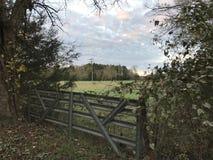 Porten för bonde` s Royaltyfria Foton