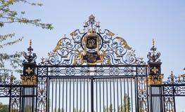 Porten till RegentÂs parkerar Royaltyfri Bild