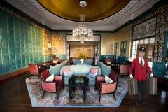 Free Porter, Baggage Handler, Hotel Clerk, Luxury Resort Worker Royalty Free Stock Image - 41669266
