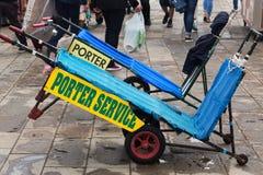 Porter service Royalty Free Stock Photo