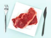 Porterhouse Steak Royalty Free Stock Photos
