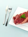 Porterhouse Steak Royalty Free Stock Photo