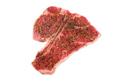 Porterhouse Steak Royalty Free Stock Photography