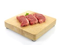 Porterhouse Steaks Royalty Free Stock Images