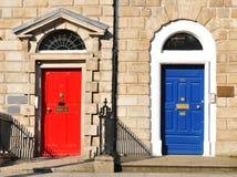 Portes Image stock