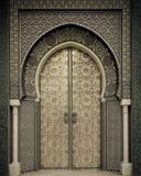 Portes antiques, Maroc Photo stock