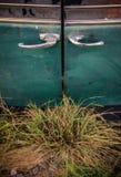 Portes d'église Image stock
