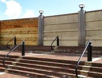 Portes d'inondation augmentées Image libre de droits