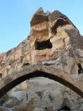 Portes de cappadocia d'urgup Images stock