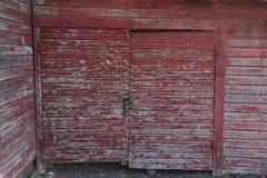 Portes de grange 2 images stock