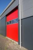 Portes de hangar Photo libre de droits
