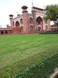 Portes de sortie de porte d'entrée de Taj image stock