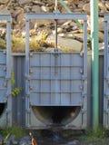Portes de vis Photo stock