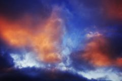 Portes du ciel Image libre de droits