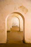 Portes emboîtées Image libre de droits