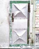 Portes en métal photographie stock libre de droits