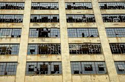 Portes et fenêtres Image stock